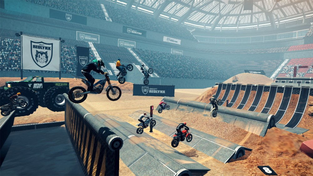 Trials Rising Review Screenshot 2
