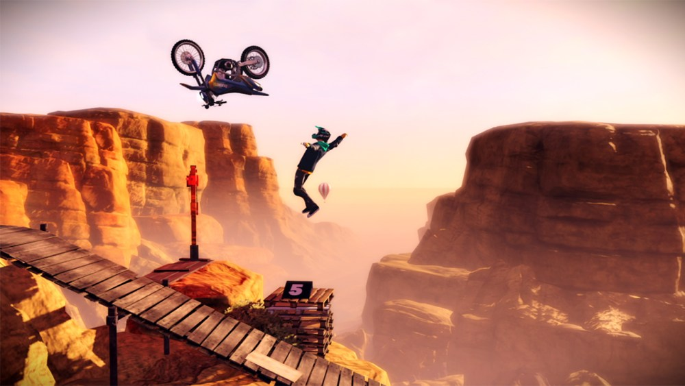 Trials Rising Review Screenshot 3