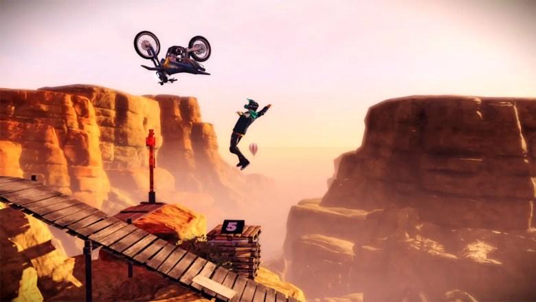 Trials Rising Review Screenshot 3