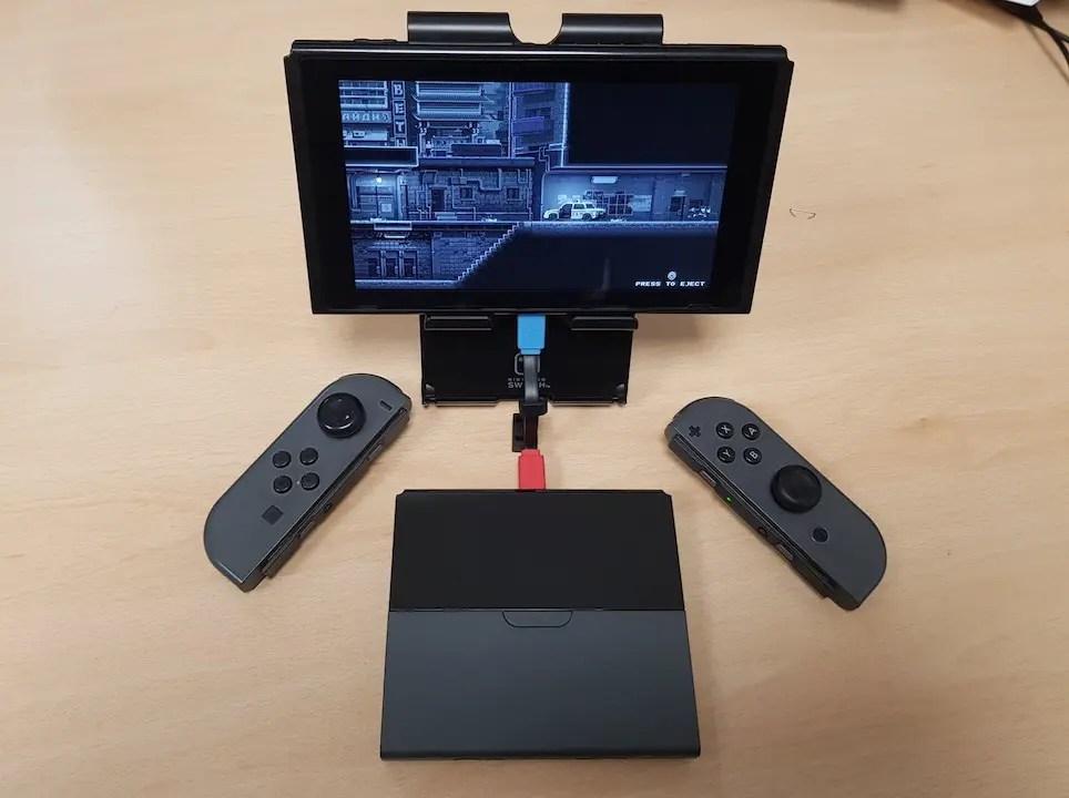 Bionik Power Plate Nintendo Switch Photo 1