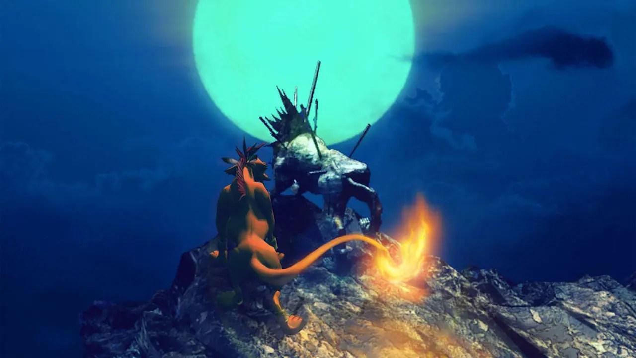 Final Fantasy VII Review Header