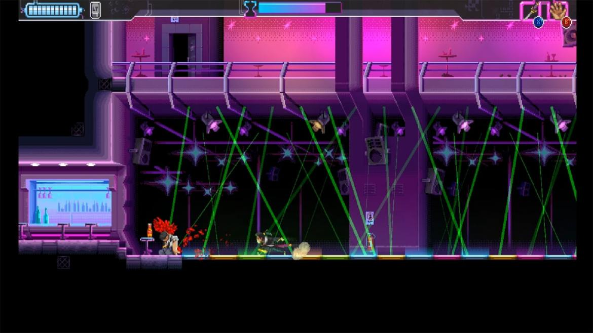 Katana ZERO Review Screenshot 1