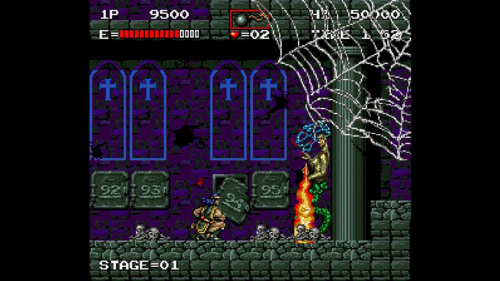 Konami Arcade Classics Anniversary Collection Review Screenshot 2