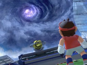 Mario Tennis Aces Movie Screenshot