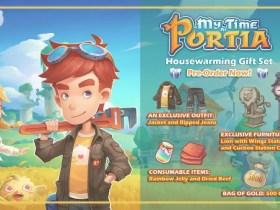My Time At Portia Pre-Order Bonuses Image