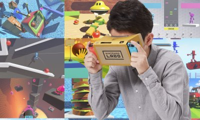 Nintendo Labo Toy-Con 04: VR Kit Review Header