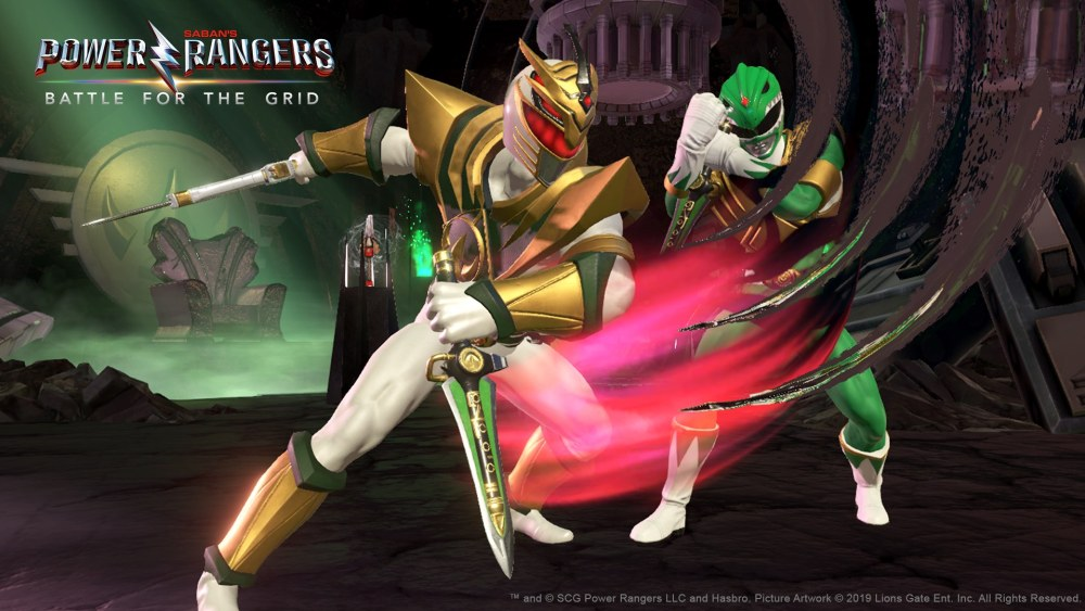 Power Rangers: Battle For The Grid Review Screenshot 1
