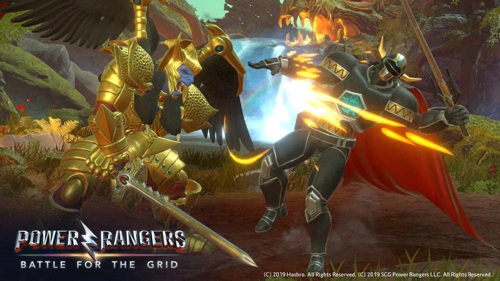 Power Rangers: Battle For The Grid Review Screenshot 2