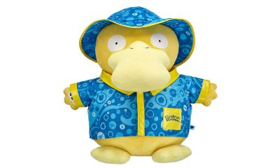 Psyduck Build-A-Bear Photo