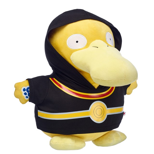 Psyduck Luxury Ball Hoodie Build-A-Bear Workshop Photo