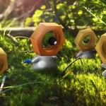 Shiny Meltan Pokémon GO Screenshot