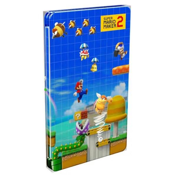 Super Mario Maker 2 SteelBook Case Photo
