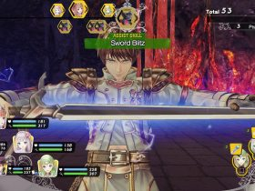 Atelier Lulua: The Scion of Arland Battle Screenshot