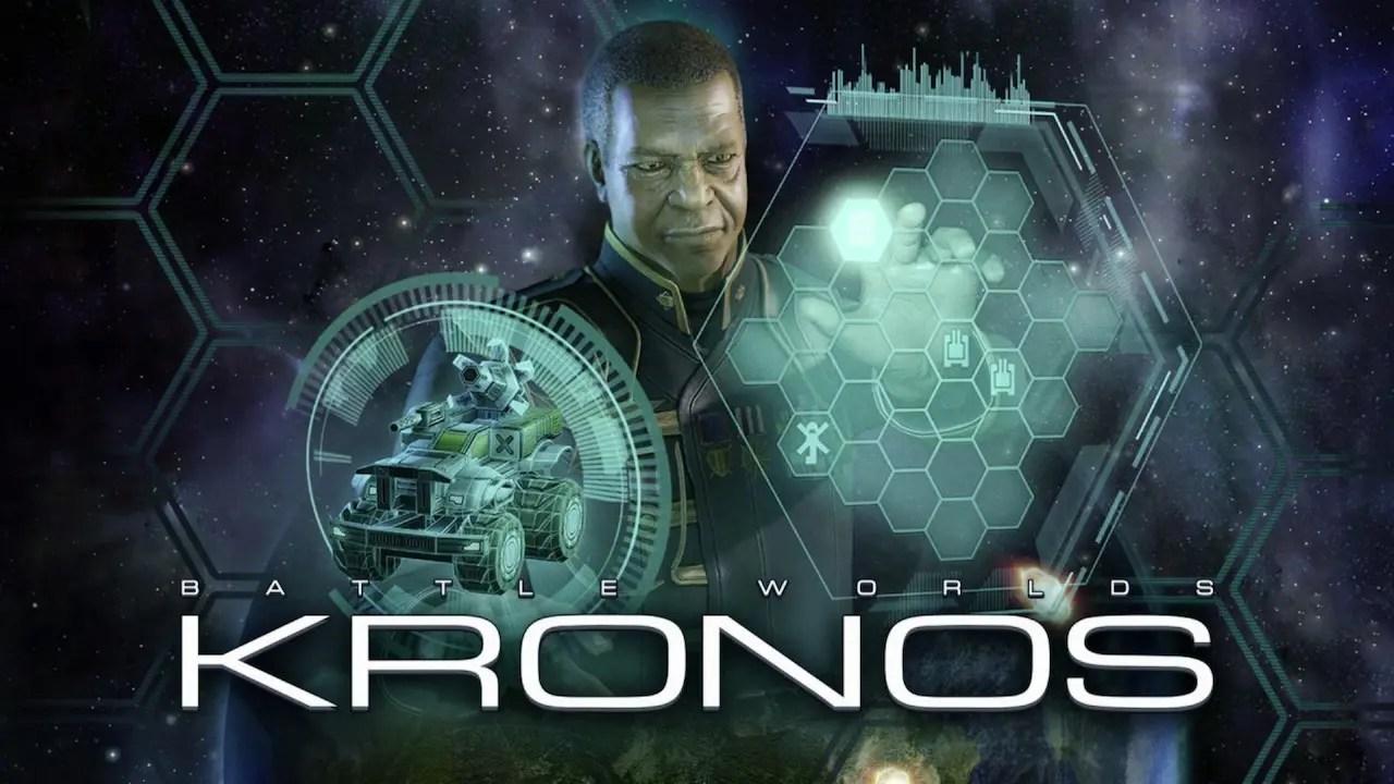 Battle Worlds: Kronos Key Art