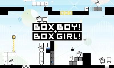 BoxBoy! + BoxGirl! Review Banner