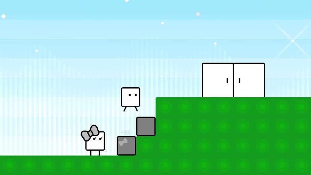 BoxBoy! + BoxGirl! Review Screenshot 1