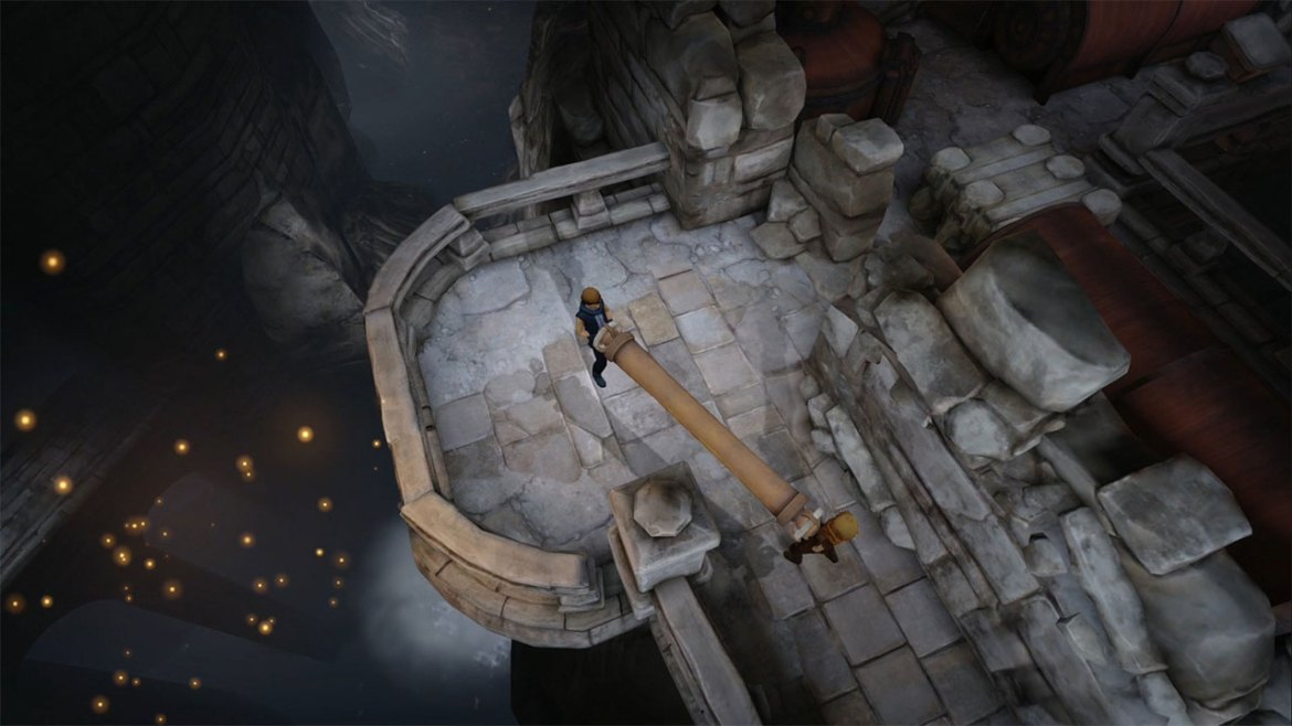 Brothers: A Tale of Two Sons Switch Screenshot 2