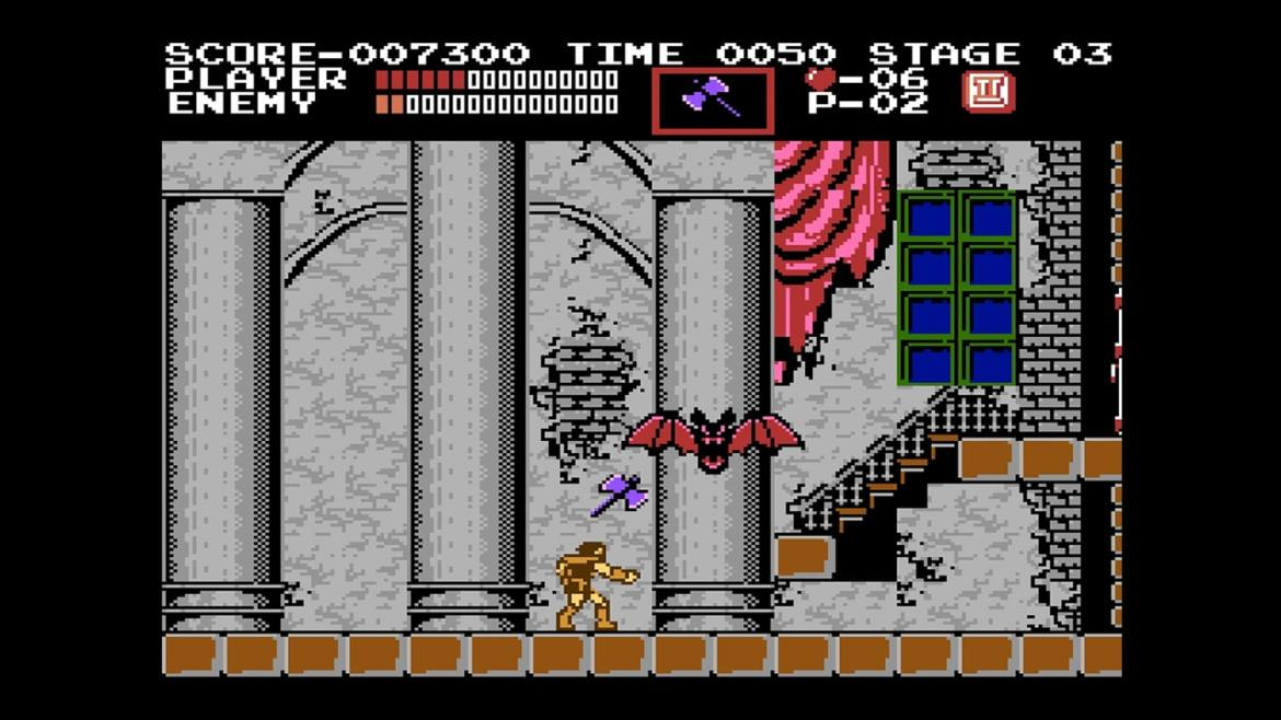 Castlevania Anniversary Collection Review Screenshot 2
