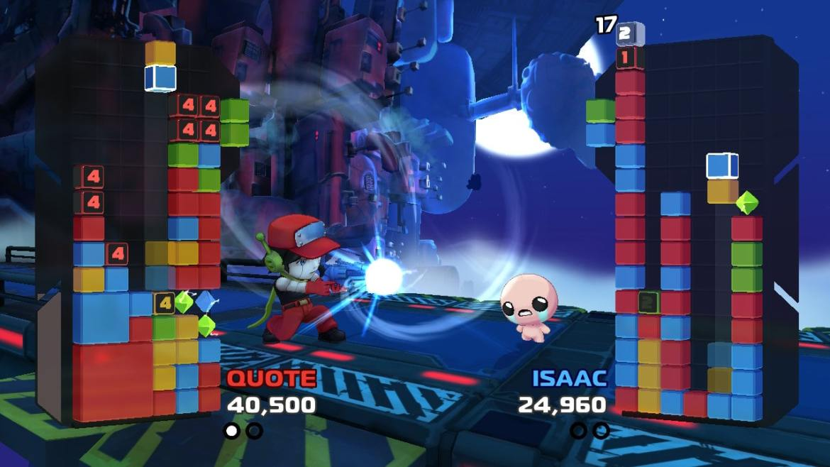 Crystal Crisis Review Screenshot 1