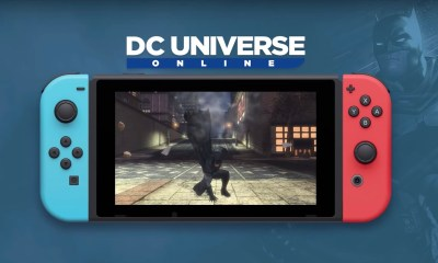 DC Universe Online Switch Screenshot