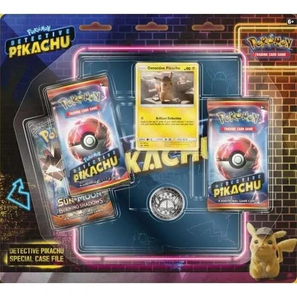Detective Pikachu Special Case File Photo