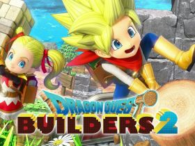 Dragon Quest Builders 2 Key Art