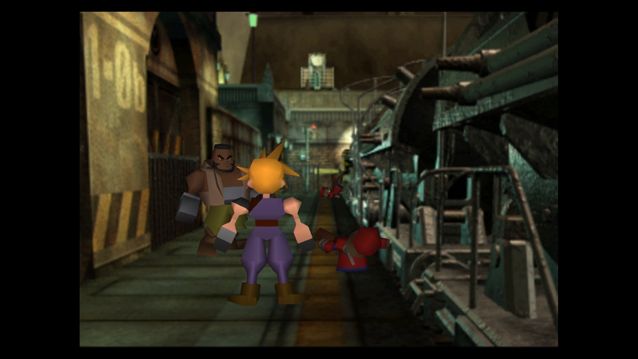 Final Fantasy VII Review Screenshot 1