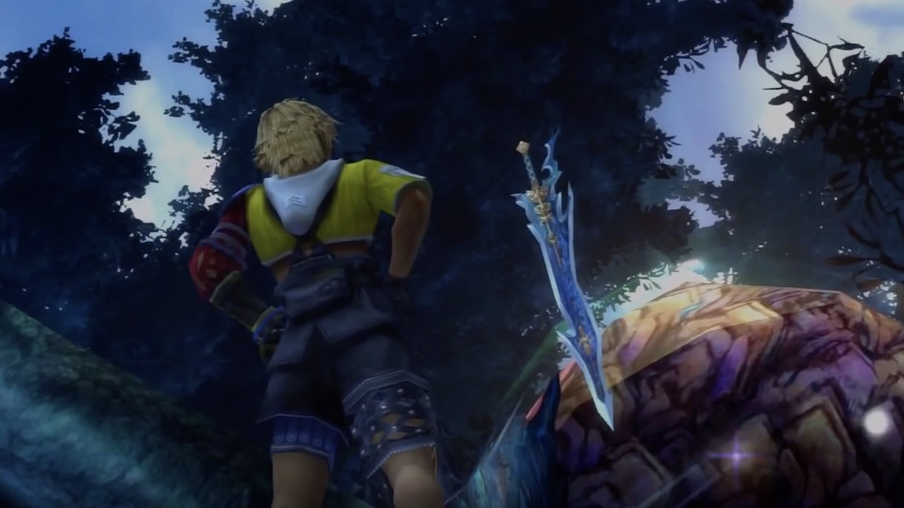 Final Fantasy X Celestial Weapons Screenshot