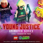 LEGO DC Super-Villains: Young Justice Animated Series Pack Image