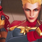 Marvel Ultimate Alliance 3: The Black Order Captain Marvel Screenshot