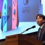 Nintendo Shuntaro Furukawa Photo