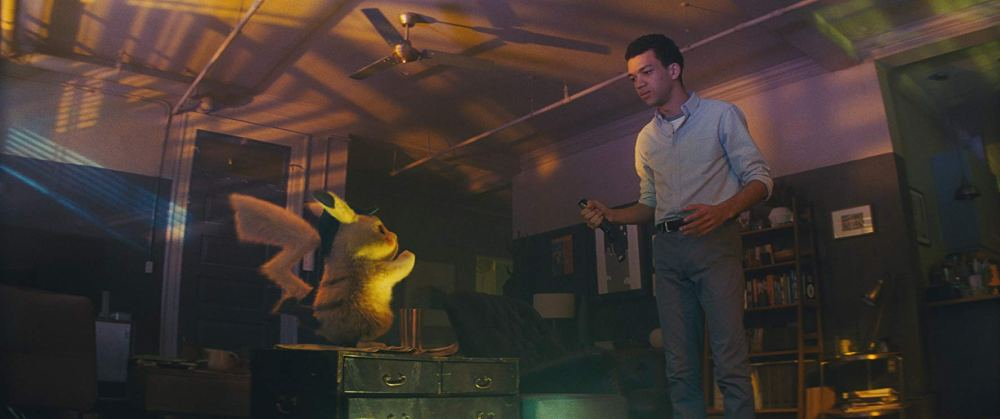 Pokémon: Detective Pikachu Review Screenshot 1