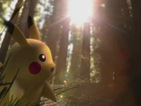 Pokémon GO Pikachu Photo
