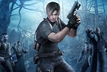 Resident Evil 4 Review Header