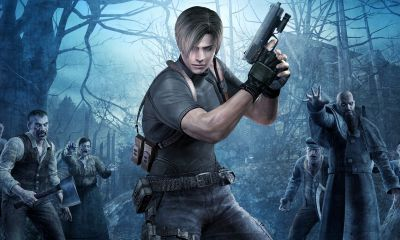 Resident Evil 4 Review Header