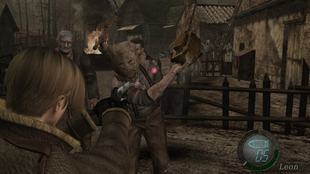Resident Evil 4 Review Screenshot 2