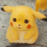 Sad Pokémon: Detective Pikachu Screenshot