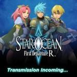 Star Ocean First Departure R Key Art