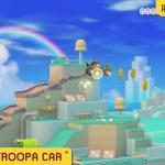 Super Mario Maker 2 Koopa Troopa Car Screenshot