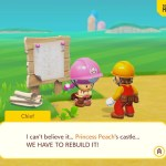 Super Mario Maker 2 Story Mode Screenshot