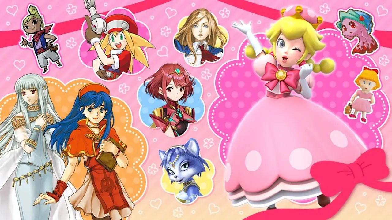 Super Smash Bros. Ultimate Super Smash Sisters Spirit Board Event Image