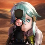 Sword Art Online: Fatal Bullet Complete Edition Screenshot