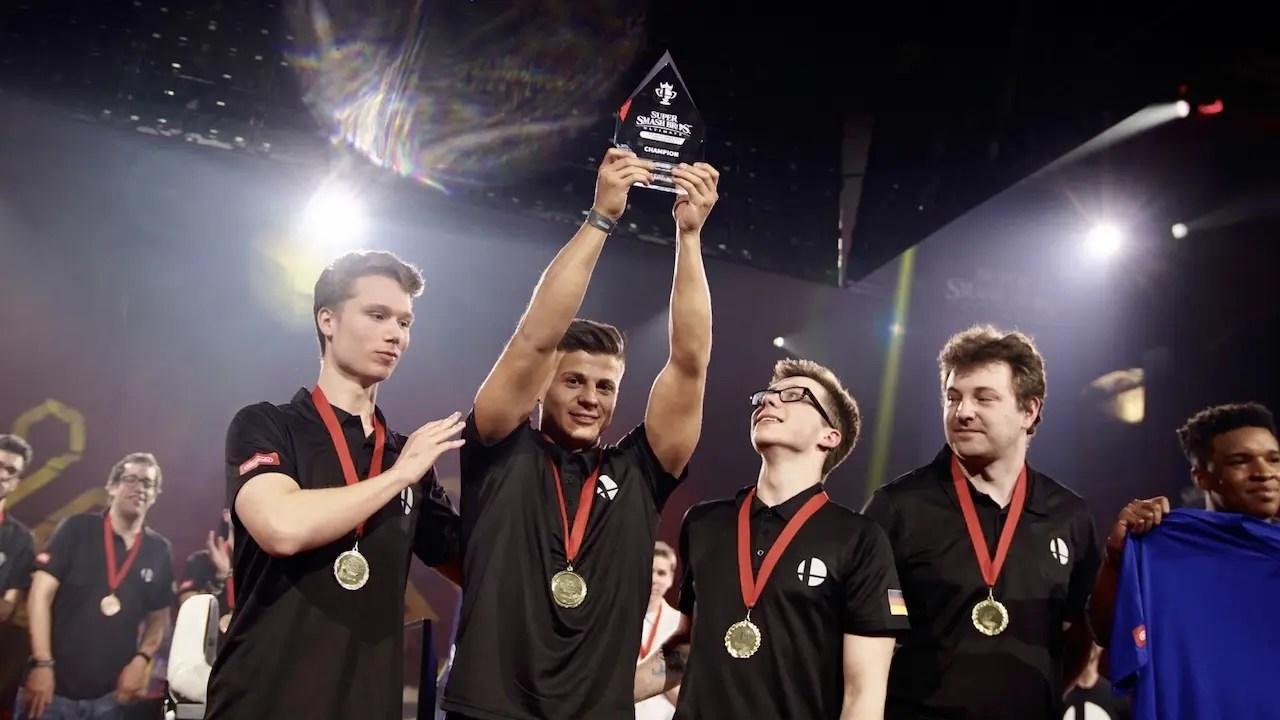 Team Ehre European Smash Ball Team Cup 2019 Photo