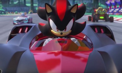 Team Sonic Racing Opening Movie Screenshot