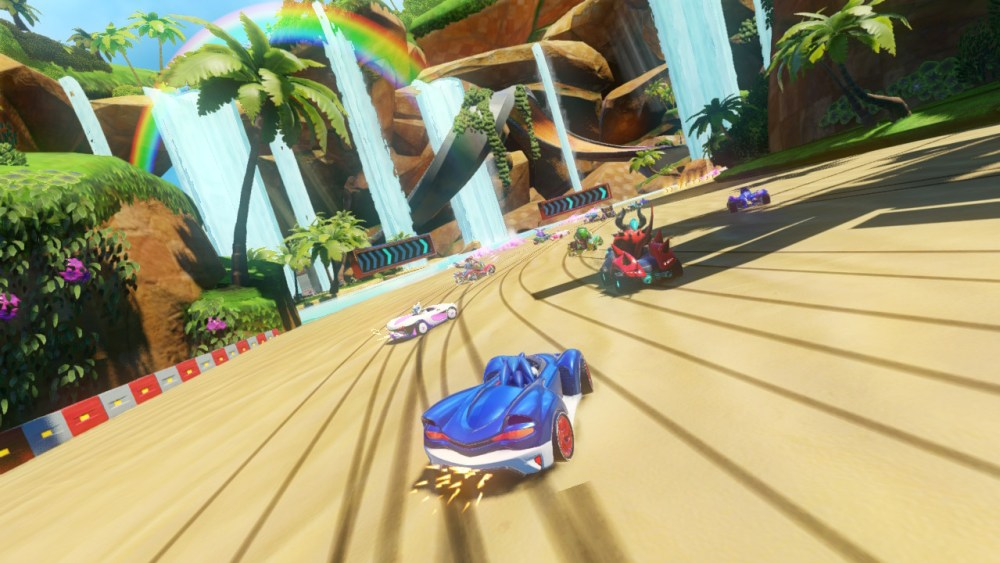 Team Sonic Racing Review Screenshot 1