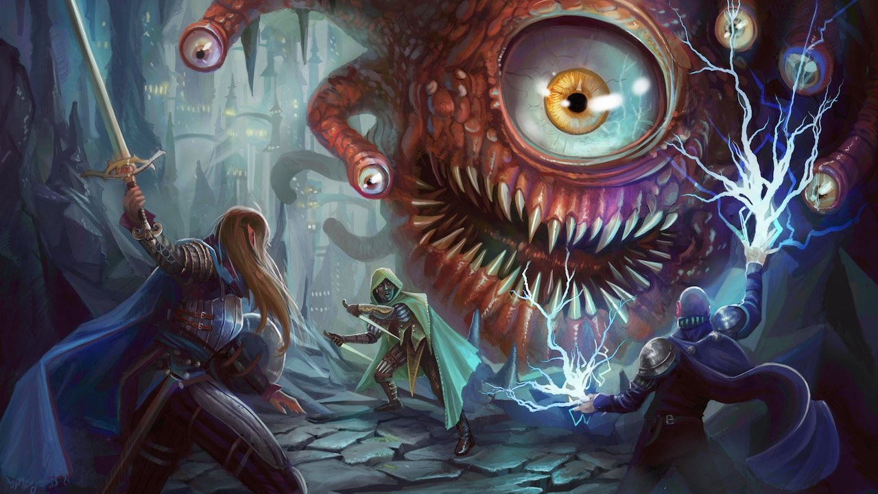 The Baldur's Gate: Enhanced Edition Pack Key Art