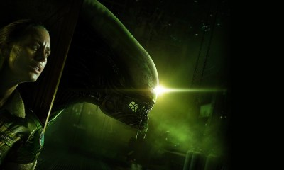 Alien: Isolation E3 2019 Key Art