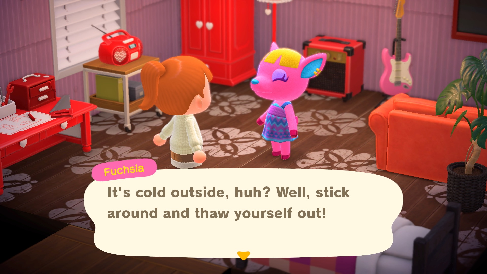 Animal Crossing: New Horizons E3 2019 Screenshot 10