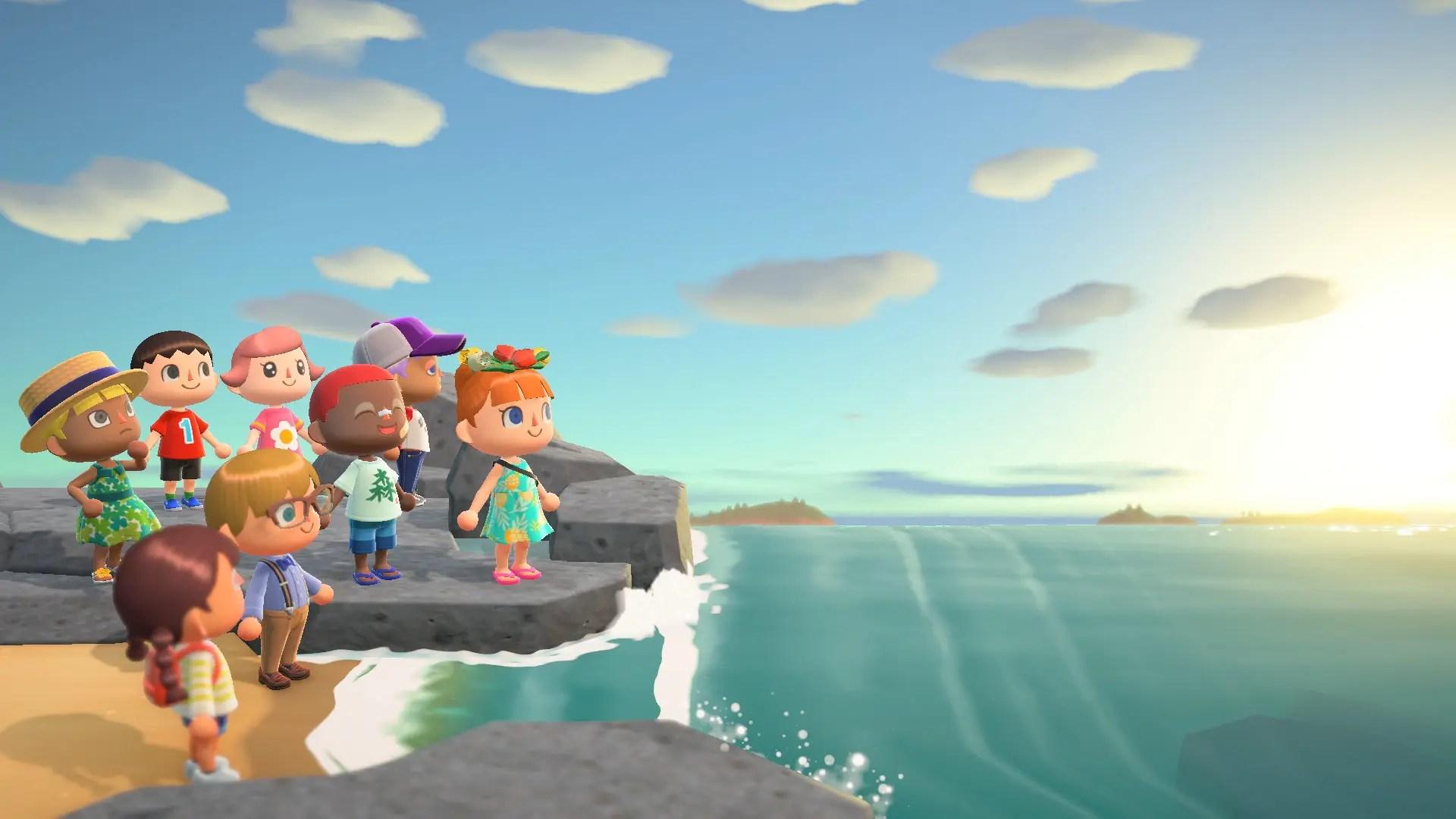 Animal Crossing: New Horizons E3 2019 Screenshot 2