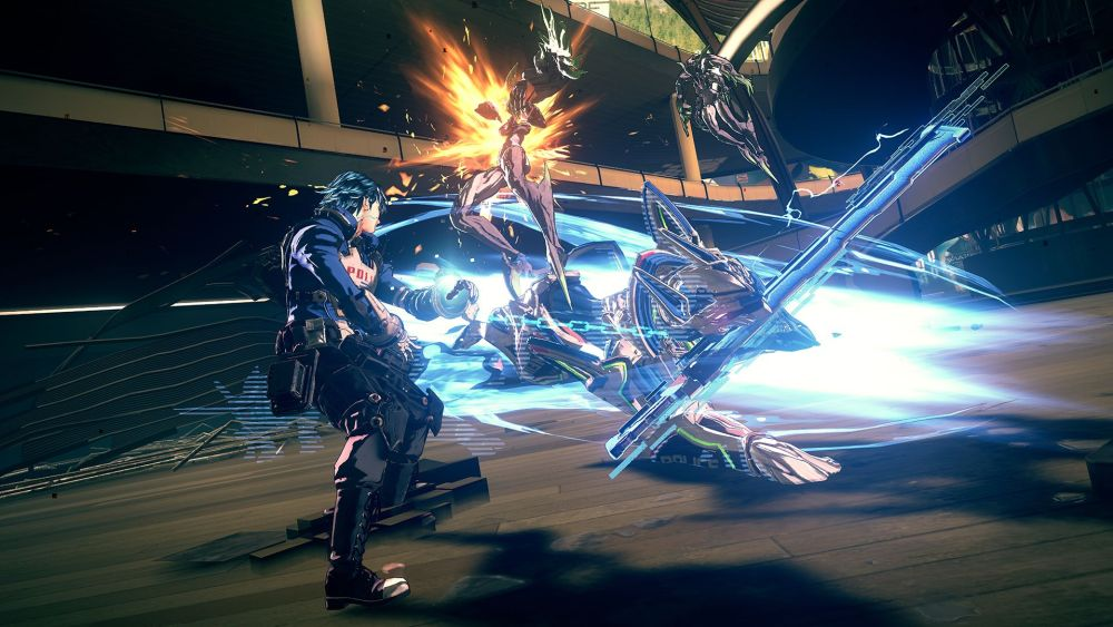 Astral Chain E3 2019 Screenshot 8